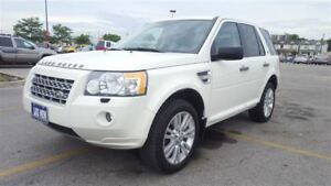 2010 Land Rover LR2 HSE|Accident Free|Sunroof|Satellite Radio|