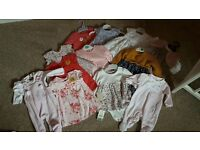 0-3 girls bundle