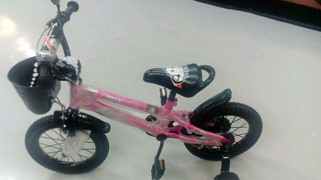14inch girls bike