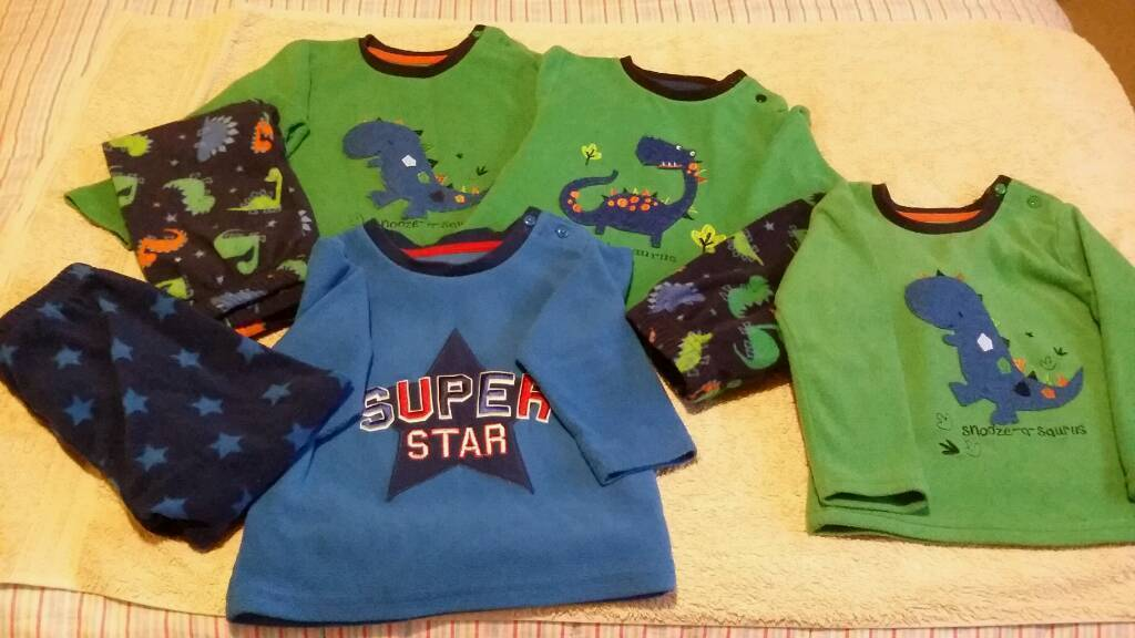 a718ea679 Boys Pyjamas Set Bundle. Size 18-24 Months