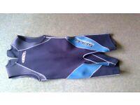 SOLA men's short wetsuit (size L)