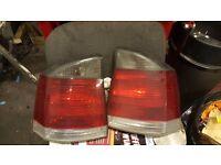 Vectra c rear lights sri