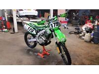 **** 2015 KXF450 **** MINT ** LOW HOURS **** not ktm cr crf yz yzf rm rmz
