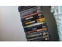47 wwe dvds all origanals no copys