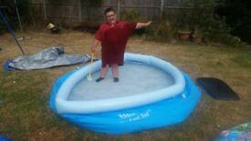8ft bestway pool