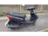 Yamaha vity one owner very low mileage