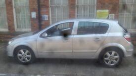 Vauxhall Astra CDTdi 1.7 turbo