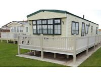 Caravan hire Ingoldmells. Lovely 2 bed 6 birth family caravan to hire
