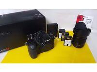 Panasonic GH4 Kit With Panasonic Lumix 14-140mm Kit Lens