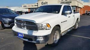 2011 Ram 1500 BIG HORN | 4X4 | HEMI | HANDS FREE |