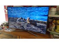 SAMSUNG UE49KU6500 49 inch UHD Smart TV