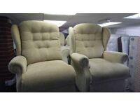 G Plan 3 seat sofa settee plus armchair suite