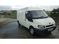 Man and van for removals and deliverys