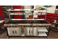 Commercial Cookers, BBQ Grills & Tandoori Ovens