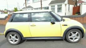 6 speed diesel mini 04 excellence condition