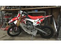 Wpb 140r racing pit bike (stomp)