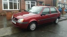 Ford Fiesta 2001 Cheap!