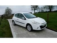 2010 Renault Clio 1.2 16v i-music *25k* low miles ( corsa 207 fiesta polo c2 ibiza )
