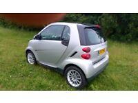 SMART CAR PASSION 60MPG 51,000MLS