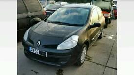 2007 Renault clio 1.2 petrol