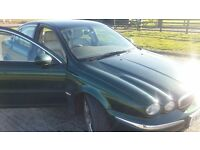 Jaguar x type 2.0D turbo, Sat Nav, IMMACULATE, 10 months MOT, Hpi clear