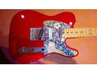 Fender Deluxe Nashville Telecaster for sale or trade