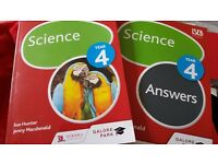 Science year 4 book