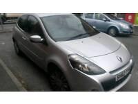 Renault clio 2012 reg 1.2