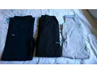 Bundle of Men's trousers all size 32 (M)