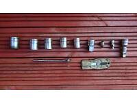 Snap-On /Blue point selection of tools