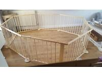 Baby play pen - large