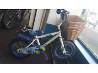 Child's BMX