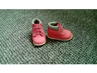 Baby GENUINE timberlands size 2