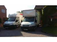 Best Price - House Removals - Man with a Van - Luton with Tail Lift - Removals Services - Van Hire N