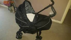 Silver cross 3 in 1 travel system