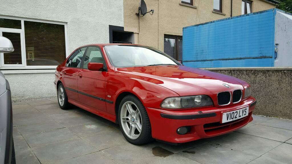 E39 BMW 528i Msport  in Aberdeen  Gumtree