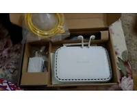 Netgear router wireless broadband service
