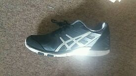 Asics trainers size 9