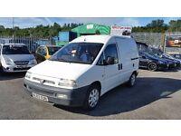 2003 (03 Reg) Peugeot Expert 2.0 HDi 110 5dr For Sale, Mot'd til 19/03/17 & 3 Months Warranty