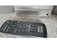Sony CMT-NEZ7 DAB mini hifi system