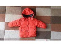 Boys GAP winter jacket - 2-3yrs