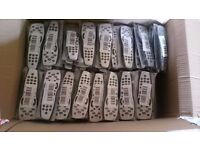 170 New Replacement Sky Remotes (Job Lot)