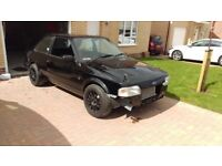 Escort mk4 3dr shell rs turbo bonus popular