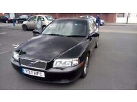 Volvo s80 2.9TWIN TURBO low milage privat number plate