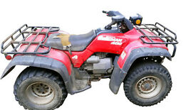 WANTED: Quad/ATV bike for hobby project