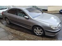 Peugeot 607 2.2 HDI auto full leather ,very good car