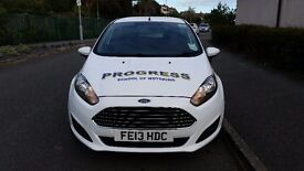 2013 Ford Fiesta - 127500 miles - Driving instructor vehicle - excellent vehicle