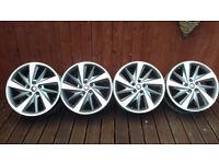 18inch alloy wheels