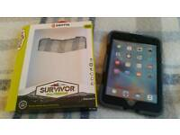 Griffin Survivor (All Terrain) case. Ipad Mini 4
