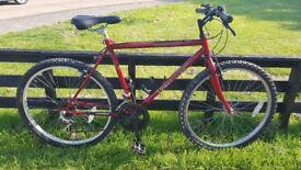 Mens Townsend 10 Speed Mountain Bike